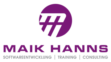 Maik Hanns - Softwareentwicklung | Training | Consulting